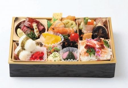 製薬弁当 春 1800円