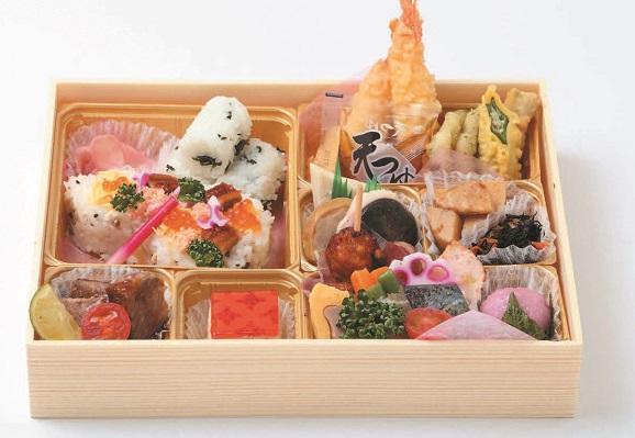 花見弁当2000円