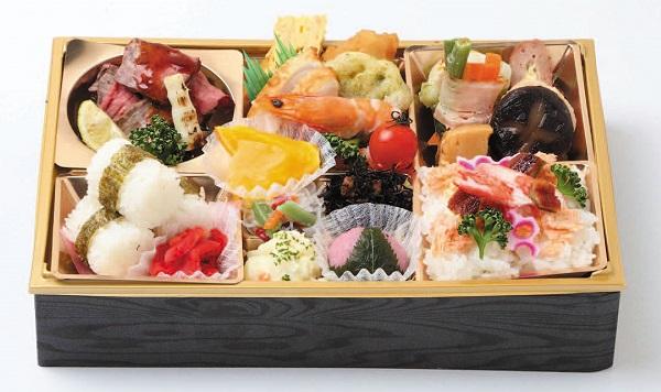 花見弁当1800円